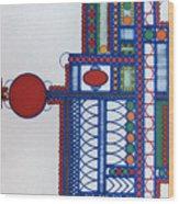 Rfb0414 Wood Print