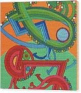 Rfb0430 Wood Print