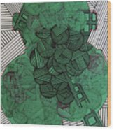 Rfb0502 Wood Print