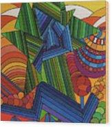 Rfb0517 Wood Print
