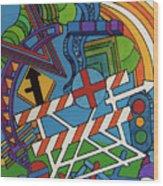 Rfb0519 Wood Print