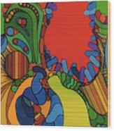 Rfb0527 Wood Print