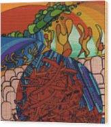 Rfb0531 Wood Print