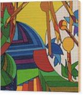 Rfb0532 Wood Print