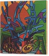 Rfb0538 Wood Print