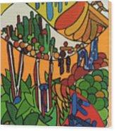 Rfb0547 Wood Print