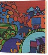 Rfb0548 Wood Print