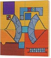 Rfb0554 Wood Print