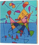 Rfb0579 Wood Print