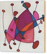Rfb0584 Wood Print