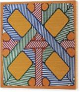 Rfb0611 Wood Print