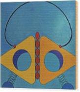 Rfb0617 Wood Print