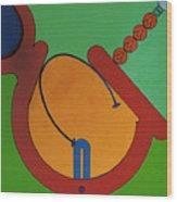 Rfb0619 Wood Print