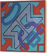 Rfb0620 Wood Print