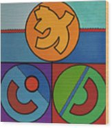 Rfb0719 Wood Print