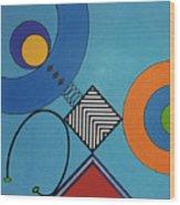 Rfb0720 Wood Print