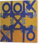 Rfb0801 Wood Print
