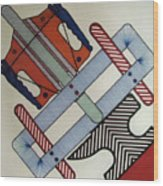 Rfb0901 Wood Print