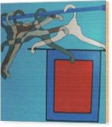 Rfb0926 Wood Print