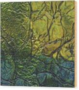 Rhapsody Of Colors 72 Wood Print