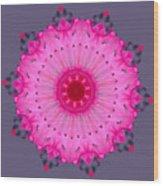 Rhoda Mandala Wood Print