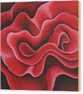 Ribbon Wood Print