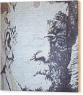Ricardo Palma Wood Print