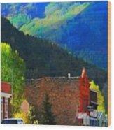 Rico Colorado Wood Print