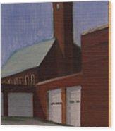 Ridgefield Park Dpw Wood Print