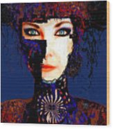Rina Wood Print