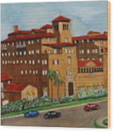 Ringling Towers Wood Print