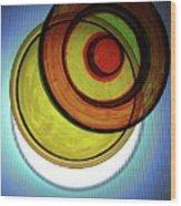 Eclipse-2 # 2 Wood Print