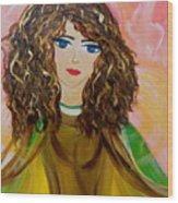 Rinna Bella Wood Print