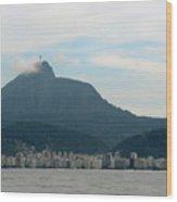 Rio De Janeiro I Wood Print