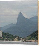 Rio De Janeiro Iv Wood Print