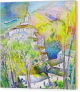 Rioja Spain 04 Wood Print
