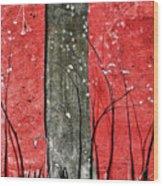 Ripscape #5 Wood Print