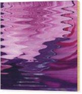 Rising Passions II Wood Print
