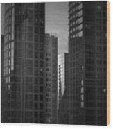 Ritz Carlton Chicago Wood Print