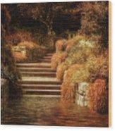 Rivendell Wood Print
