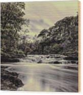 River Avon Wood Print