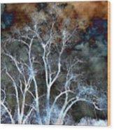 River Oak Dream Wood Print
