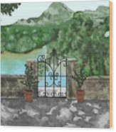 River Oaks Ranch Wood Print