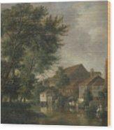 River Wensum, Norwich Wood Print