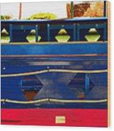 Riverboat Design 2 Wood Print