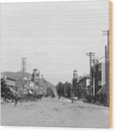 Riverside California C. 1900 Wood Print