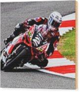 Road Racer - No. 2 Wood Print