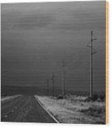 Roadtrip 4 Wood Print