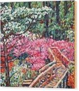 Roanoke Beauty Wood Print