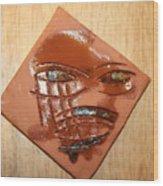 Roar - Tile Wood Print